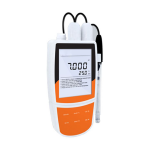 Portable multi-parameter water quality meter  25-PMM102