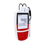 Portable pH/ORP meter  25-PPM101